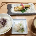 京都石塀小路 豆ちゃ - 本日のお魚御前