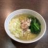 牡丹園 - 料理写真:鶏そば〜(*^◯^*)❤️