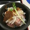 麺処 景虎 ほん田  - 料理写真:ローストビーフ丼