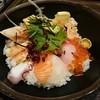 旬菜とお酒 あんばい - 料理写真:海鮮丼(上)
