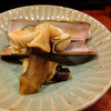 根津 日本酒 多田 - 料理写真:マテ貝焼き