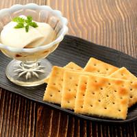 【女性に大人気】森高牧場の牛乳使用のレアチーズ豆腐