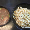 無鉄砲つけ麺無極 - 料理写真:豚骨つけ麺 中盛り 玉子 930円