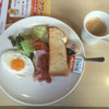 ジョナサン - 料理写真:ライトモーニングセット 529円
