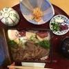 清元雅庵 - 料理写真:近江牛すき焼き重