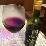 ステーキハウス88 - ジュナールワイン赤 788円