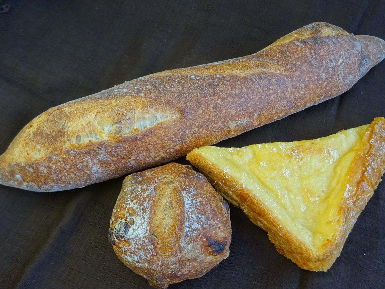 パン やまに