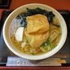 麺処 田吉 - 料理写真:きつねきしめん