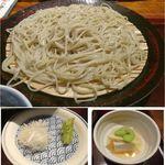 志蕎庵 江月 - そば豆腐と季節の蕎麦 志蕎庵 江月(名古屋市)食彩品館.jp