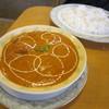 インディアン・レストラン ロタ - 料理写真:チキンカレー&ライス(バスマティMIX)
