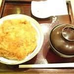 46735679 - ヒレカツ丼