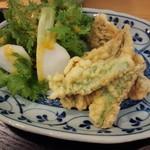 トモキッチン - グルクン天ぷら