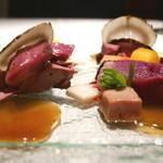 キメラ - 鴨肉のロースト