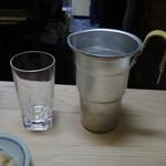のんきや - 沢の鶴 特級酒  熱燗