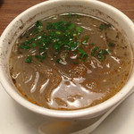 氷箱里 - 料理写真:黒担々フェン