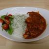 ベリーアン - 料理写真:トマトチキンカレー
