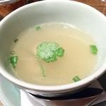 クルン・サイアム - スープ(ランチセット)