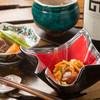 彩賀 - 料理写真:お酒のおつまみ いろいろあります。