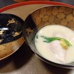 御料理 はやし - 料理写真:麩の白味噌椀