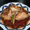 海幸 - 料理写真:名物・鯛あら炊き