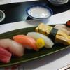 大道寿し - 料理写真:握りランチ