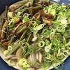 牧のうどん - 料理写真:山菜そば。お酒飲みすぎて蕎麦。笑
