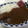 美咲食堂 - 料理写真:カレー=450円