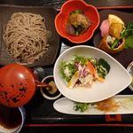 めし屋みづ - 修善寺懐古そば 1180円
