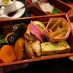 めし屋みづ - 花車弁当 1380円