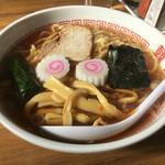 みやご食堂 - 中華そば ¥600