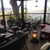 個室・半個室有!多摩川が一望の室内テラスは暖房完備で暖か~!