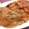 トリプルカレーライス(ミニサラダ付) Triple Curry Rice