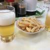 大塚支店 - 料理写真:ビールとかっぱえびせん!