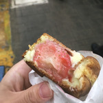 マルヤ製菓 - 苺はゴロッと大きい!