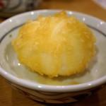 じょんならん - 期間限定・半熟玉子天ぷら 100円=16年1月