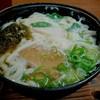 長門食堂 - 料理写真:鍋焼きうどん[\550]