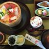 川喜 - 料理写真:チラシ寿司定食
