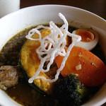 スパイスカフェ ベロデカ - いつものスープ