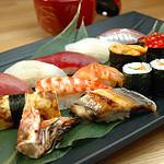 みのり鮨 - 料理写真:おまかせのにぎり