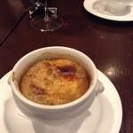 ゴーディショ - オニオングラタンスープ