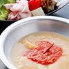 鯛とトマトのコラーゲン鍋