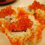 あじわい回転寿司 禅 - 料理写真:メタボ巻き