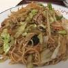 こばやし - 料理写真:軟いヤキソバ700円