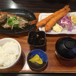 さんまちゃん - 得々ランチ1480円(煮魚セレクト)