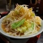 小十郎 - 味噌らーめん(胡麻風味)豚マシ