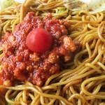 46822228 - 完熟トマトをたっぷり使ったミートソース