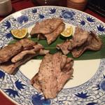 ゆるり屋 - 味彩自然豚の塩焼き