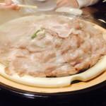 口福家 HANARE - アグー豚の蒸し鍋