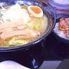 ぶたいち - 料理写真:味噌ラーメン 810円 2016.1