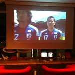sopra - ワールドカップ観戦イベントの雰囲気